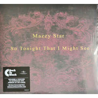 Mazzy Star ‎– So Tonight That I Might See (Vinyl LP)