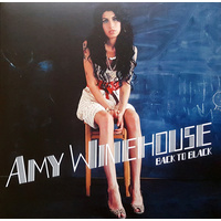 Amy Winehouse ‎– Back To Black (Vinyl LP)