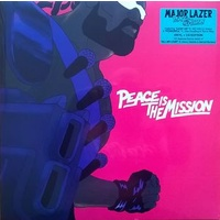 Major Lazer - Peace Is The Mission (Vinyl LP)