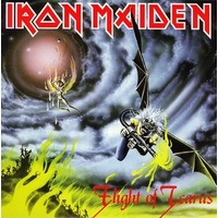"Iron Maiden - Flight Of Icarus (Vinyl 7"")"