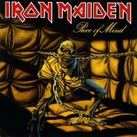 Iron Maiden - Piece Of Mind (Vinyl LP)