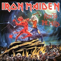 "Iron Maiden - Run To The Hills (Vinyl 7"")"
