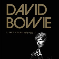 David Bowie ‎– Five Years 1969 - 1973 (Vinyl LP Box Set)