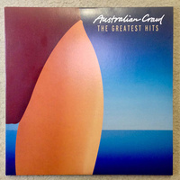Australian Crawl ‎– The Greatest Hits (Vinyl LP)