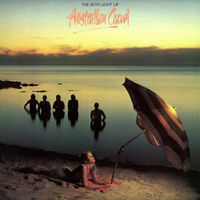 Australian Crawl ‎– The Boys Light Up (Vinyl LP)