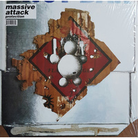 Massive Attack ‎– Protection (Vinyl LP)