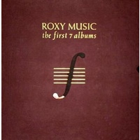 Roxy Music - The Studio Albums (Vinyl LP)