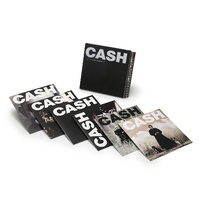Johnny Cash - American Recordings I - VI (Vinyl Box Set)