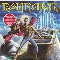 "Iron Maiden - Run To The Hills (Live) (Vinyl 7"")"