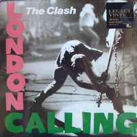 The Clash ‎– London Calling (Vinyl LP)