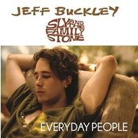 "Jeff Buckley, Sly & The Family Stone ‎– Everyday People (7"" Vinyl Single)"