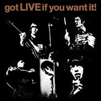 "The Rolling Stones - Got Live If You Want It! (Vinyl 7"")"
