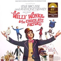 Leslie Bricusse and Anthony Newley ‎– Willy Wonka & The Chocolate Factory (Vinyl LP)