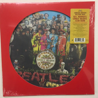 The Beatles ‎– Sgt. Pepper's Lonely Hearts Club Band (Vinyl Picture Disc)