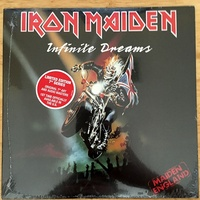 "Iron Maiden - Infinite Dreams (Vinyl 7"")"