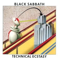 Black Sabbath - Technical Ecstasy (Vinyl LP)