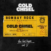 Cold Chisel - The Live Tapes Vol 2 Live At Bombay (Vinyl LP)