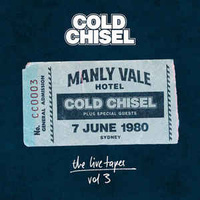 Cold Chisel ‎– The Live Tapes Vol. 3 (Vinyl LP)