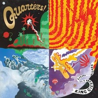King Gizzard And The Lizard Wizard - Quarters! (Vinyl LP)