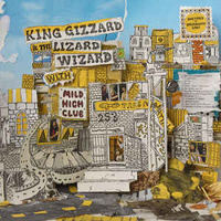 King Gizzard And The Lizard Wizard with Mild High Club ‎– Sketches Of Brunswick East (Vinyl LP)