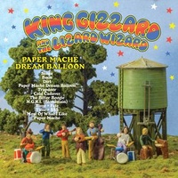 King Gizzard And The Lizard Wizard ‎– Paper Mâché Dream Balloon (Vinyl LP)