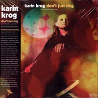 Karin Krog - Don't Just Sing | An Anthology: 1963-1999 (Vinyl LP)
