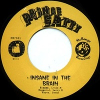 "Prince Fatty - Insane In The Brain (Vinyl 7"")"