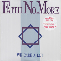 Faith No More ‎– We Care A Lot (Vinyl LP)