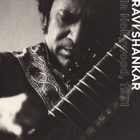 Ravi Shankar - In Hollywood, 1971 (Vinyl LP)