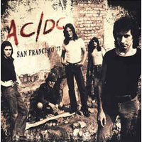 AC/DC ‎– San Francisco '77 (Vinyl LP)