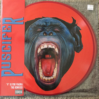 "Puscifer ‎– ""V"" Is For Viagra - The Remixes (Vinyl LP)"