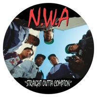 N.W.A. - Straight Outta Compton Picture Disc) (Vinyl LP)