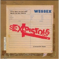 "Sex Pistols - Never Mind The Bollocks Here's The Sex Pistols - Alternative Takes (Vinyl 7"")"