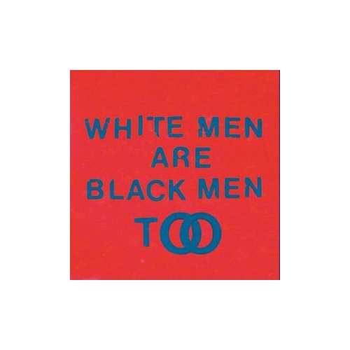 Young Fathers - White Men Are Black Men Too (Vinyl LP)