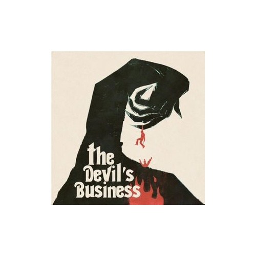Justin Greaves - The Devil's Business (Vinyl LP)