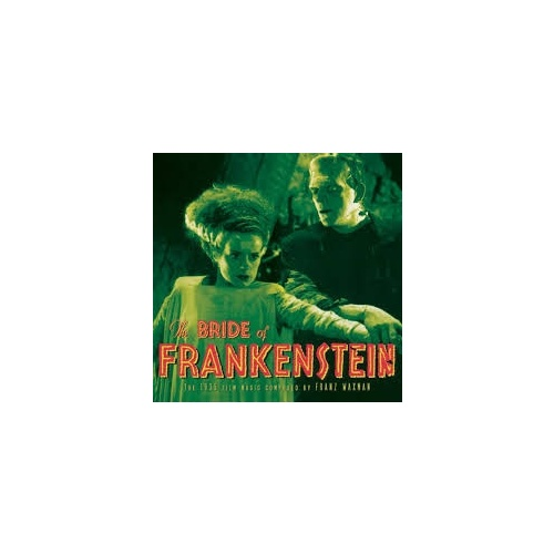 Franz Waxman - The Bride Of Frankenstein (Vinyl LP)