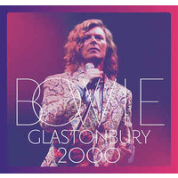 David Bowie ‎– Glastonbury 2000 (Vinyl LP)