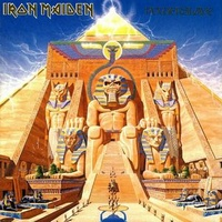 Iron Maiden - Powerslave (Vinyl LP)