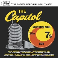 "Various - The Capitol Northern Soul 7s Box (Vinyl 7"")"