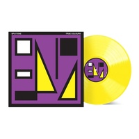 Split Enz - True Colours (Yellow Vinyl LP)