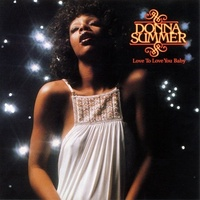 Donna Summer ‎– Love To Love You Baby (Vinyl LP)