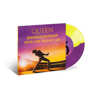 "Queen - Bohemian Rhapsody / I'm In Love With My Car (7"" Single)"