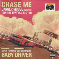 Danger Mouse Featuring Run The Jewels & Big Boi ‎– Chase Me (Vinyl  EP)