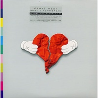 Kanye West ‎– 808s & Heartbreak  (Vinyl LP)