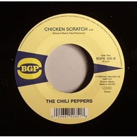 "Betty Barney / Chili Peppers - Momma Momma / Chicken Scratch (Vinyl 7"")"
