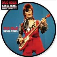 "David Bowie - Rebel Rebel (Vinyl 7"")"