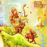 Seth Sentry ‎– The Waiter Minute (Vinyl LP)