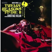 Ghostface Killah & Adrian Younge - Twelve Reasons To Die II (Vinyl LP)