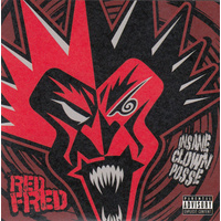 "Insane Clown Posse ‎– Red Fred (3"" vinyl)"