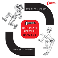 "Soul Jazz Records  Presents - STUDIO ONE Dub Plate Special (7"" Boxset)"